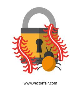 data protection security worms bug virus