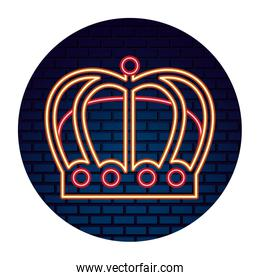neon crown royal accessory gem jewelry