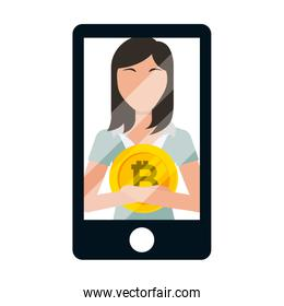 bitcoin cryptocurrency fintech