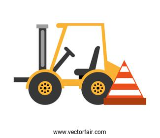 construction equipment design
