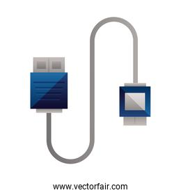 cable connector for computer
