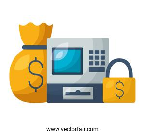 cash register stock market