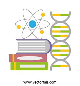 molecule dna books science
