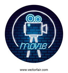 movie time neon