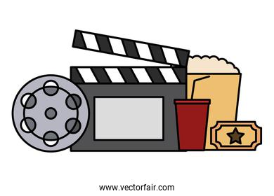 film set objects icon