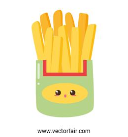 french fries food