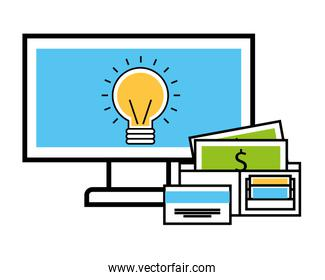 online business investment