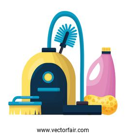 spring cleaning tools