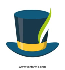 top hat feather brazil carnival