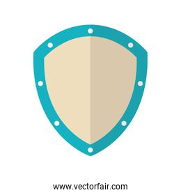 Isolated shield design