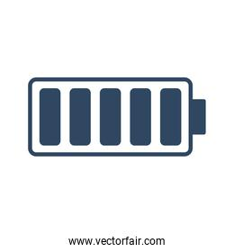 Isolated battery vector design