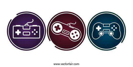 video game controllers gadgets