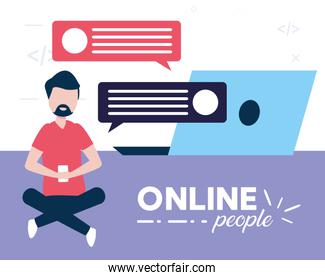 people online related