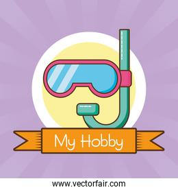 my hobby related