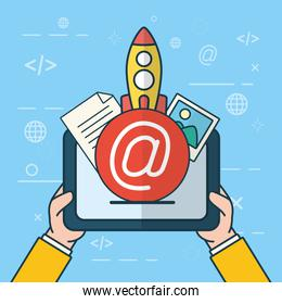 send email related