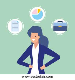 people business work