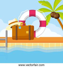 summer time holiday