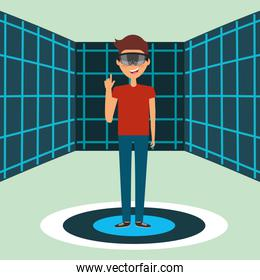 virtual reality related