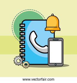 address contact book smartphone and bell customer service