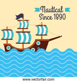 nautical maritime design