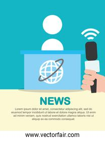news communication related