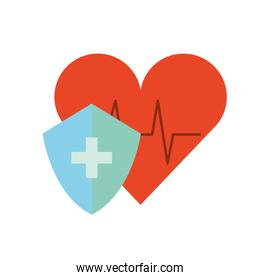 medical shield protection heart rate cardiology