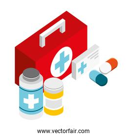kit first aid medicine supplies medical healthcare