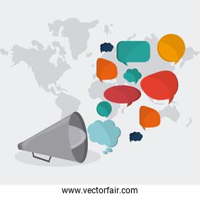 Communication and chat design