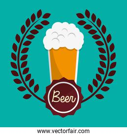 beer icons design