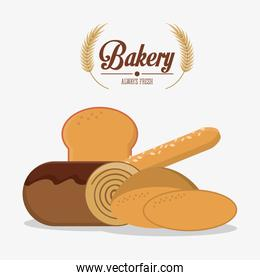 Bakery icon design