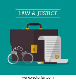 Law and justice design
