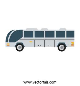 bus sideview icon image