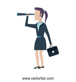 business woman avatar icon image