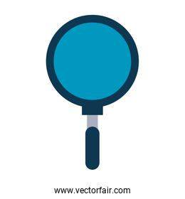 magnifying glass icon image