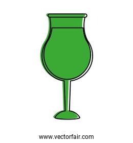 glass of wine icon image