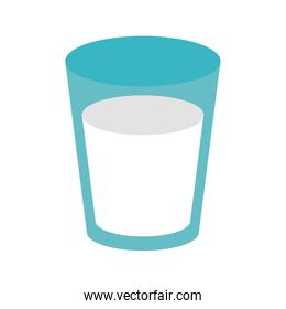 glass of milk icon image