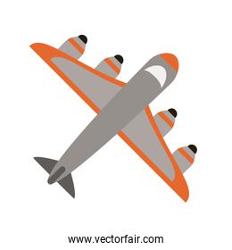 cargo airplane icon image