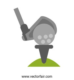 golf related icon image