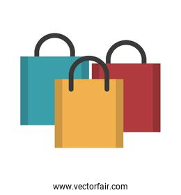 shopping bags icon image