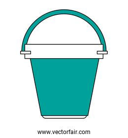 bucket of sand toy