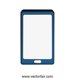 smartphone with blank screen icon image