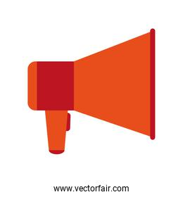 bullhorn or megaphone icon image