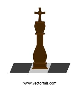 bishop chess piece icon image