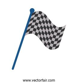 car racing related icon image