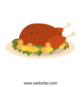 thanksgiving related icon image