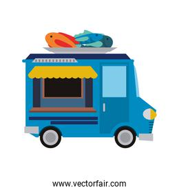 food truck icon image
