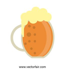 glass of beer icon image