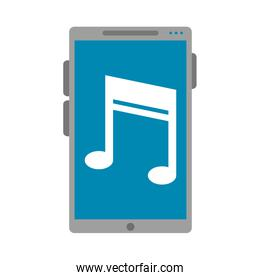 portable music player icon image