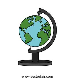 School world globe
