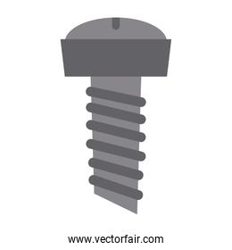 Screw tool isolated